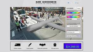 MR DRONES