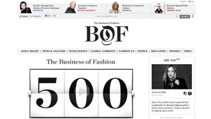 The Business of Fashion