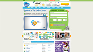 The world's largest online student and youth community