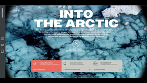 Into the Arctic