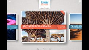 Traveller Cards