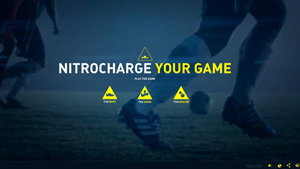 adidas – nitrocharge your game