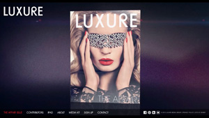 Luxure Magazine