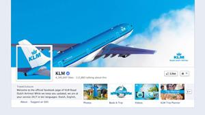 KLM Social Presence